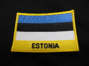 Estonia Patch
