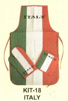 Italy Cooking Set