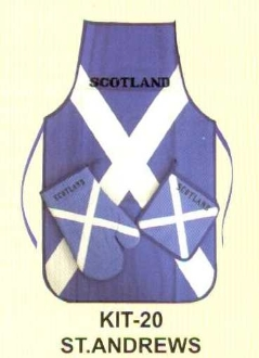 Scotland/St. Andrews Cooking Set