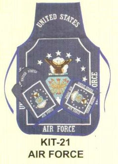 Air Force Kitchen Set