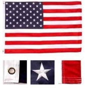 USA Nylon 10x15 Feet Flag