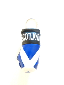 Scotland St. Andrews Boxing Glove Keychain