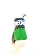 Ireland Boxing Glove Keychain