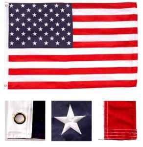 USA Nylon 4x6 Feet Flag